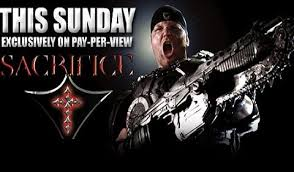 TNA: Sacrifice 2009 en VF – NEW DVD