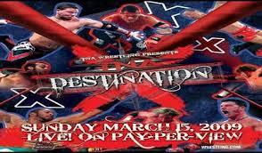 TNA: Destination X 2009 en VF – NEW DVD