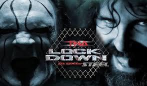 TNA: Lockdown Six Side Of Steel 2009 + Bonus en VF – NEW DVD