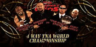 TNA: Against All Odds 2009 en VF – NEW DVD