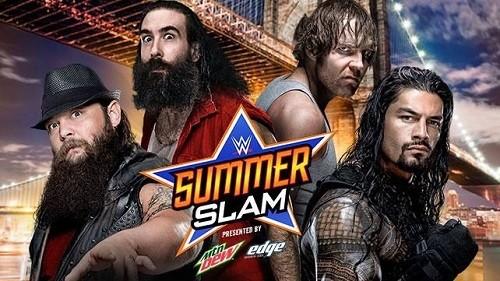 WWE SummerSlam New York 2015 + Raw avant et après en VF