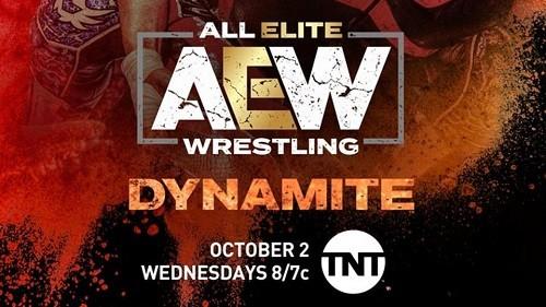 AEW Dynamite du jeudi 03 septembre 2020 en VO