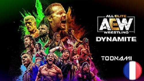 AEW Dynamite du mardi 30 juin 2020 en VF