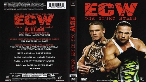 WWE ECW One Night Stand 2006 + ECW Barely Legal 97 en VF