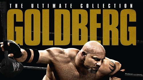 WWE The Ultimate Collection Goldberg – Ajout MEGA