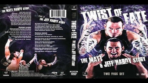 WWE Twist of Fate – The Jeff Hardy en VF