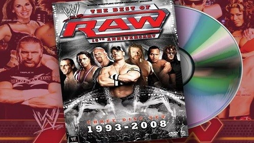 WWE The 15th Anniversary Best of Raw 1993-2008 en VF