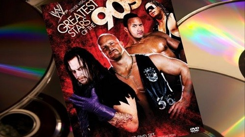 WWE Greatest Stars of the 90S coffret 3 DVD en VF – Ajout MEGA