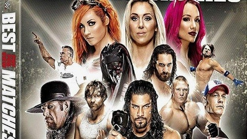 WWE Best Pay Per View Matches 2016 – Coffret 3 DVD en VF