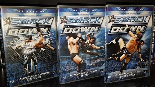 WWE Smackdown 10th Anniversary 1999 – 2009 en VF