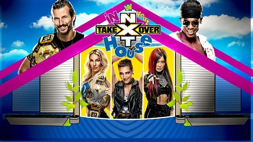 WWE NXT TakeOver: In Your House 2020 en VO