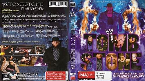 WWE TOMBSTONE L'histoire de l'Undertaker en VF