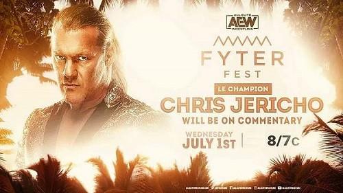 AEW Fyter Fest nuit 2/2 du jeudi 09 juillet 2020 en VO
