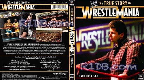 WWE L'histoire de Wrestlemania en VF