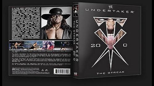 WWE Undertaker : The Streak 20-0 en VF