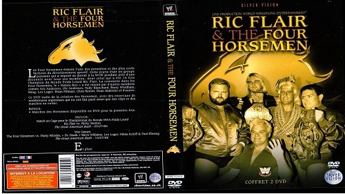 WWE Ric Flair & The Four Horsemen en VF