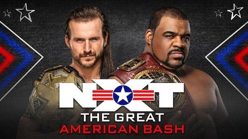 WWE: NXT: The Great American Bash nuit 2/2 2020 en VO