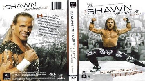 WWE The Shawn Michaels Story en VF
