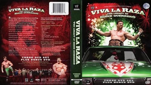 WWE Viva La Raza The Legacy of Eddie Guerrero en VF – Ajout MEGA
