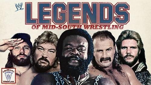 WWE: Legends of Mid-South Wrestling en VF