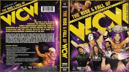 The Rise & Fall of WCW en VF – Ajout Mega