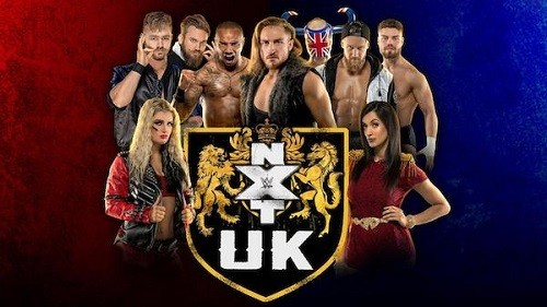 WWE NXT UK du vendredi 23 octobre 2020 en VO