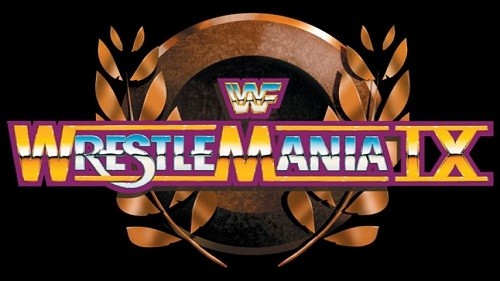 WWF Wrestlemania IX (9) en VFQ [Version VHS]