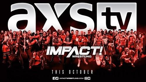 Impact Wrestling du mardi 20 octobre 2020 en VO
