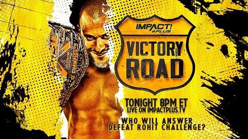 Impact Wrestling Victory Road du mardi 06 octobre 2020 en VO