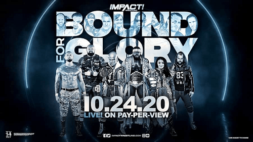 Impact Wrestling Bound for Glory du dimanche 25 octobre 2020 en VO
